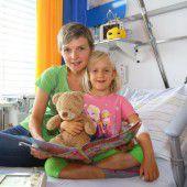 Krankenhausbett statt Badesee und Spielplatz