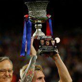 Messi mit Titel in das Duell gegen Ronaldo