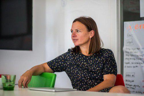 Marie-Hélène Ametsreiter gilt als eine der bestvernetzten Investoren im Startup-Bereich und spricht beim diesjährigen Wirtschaftsforum. Foto: VN/Steurer