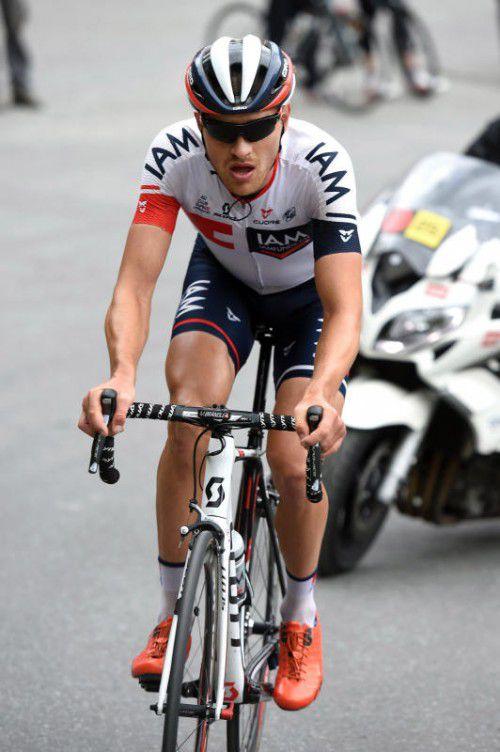 Matthias Brändle fährt ab 2017 für das Team Trek-Segafredo. Bettini
