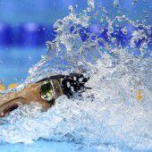 Phelps erfüllt seine Mission