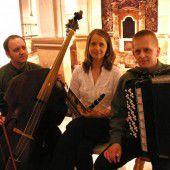 Traditionelle und neue Klezmermusik