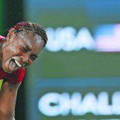 Venus Williams erwischte es in Runde eins