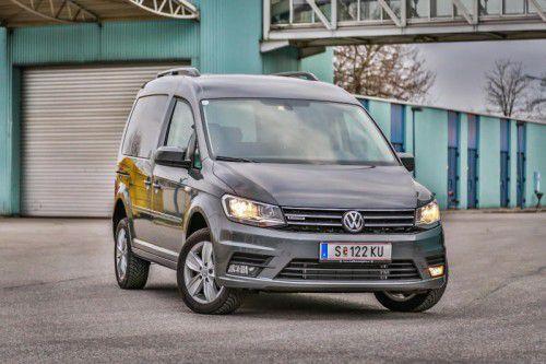 Nach 15.000-Testkilometern: Der VW Caddy hat sich als ein treuer Begleiter erwiesen.