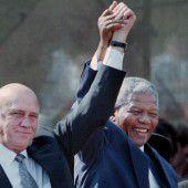 Mandelas einst stolzer Partei droht Denkzettel