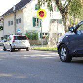 Sicherheitsplus für Kreuzung