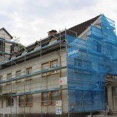 Altes Rathaus bekommt eine neue Fassade