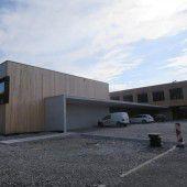 Großprojekte in Dornbirn kurz vor der Fertigstellung