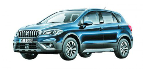 Neues Gesicht und neue Benzinmotoren: Suzuki hat sein Kompakt-SUV-Modell SX4 S-Cross gründlich umgestaltet.