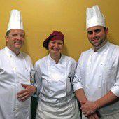 Neuer Küchenchef im Stadtspital Dornbirn