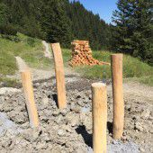 Tierweltenweg in Brand wird nun eröffnet