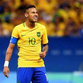 Legende Zico spricht Neymar die Reife ab