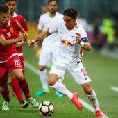 2:0-Heimsieg bringt Salzburg Runde weiter
