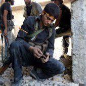 Syriens Rebellen wollen ganz Aleppo erobern