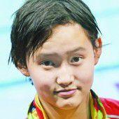15-Jährige aus China gewann Gold vom Turm