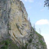 Messdaten am Breitenberg zeigen: Der mächtige Fels steht felsenfest