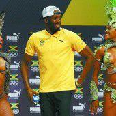 Bolt eröffnet seinen Karneval