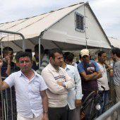 EU-Streit über Plan B zum Flüchtlingsdeal