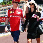 Kimi Räikkönen heiratet seine Freundin Minttu
