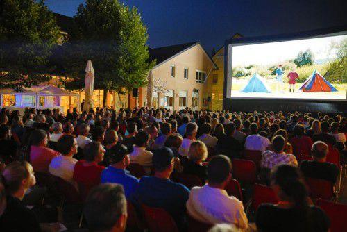 Filmbegeisterte aus aller Welt sind demnächst in Nenzing anzutreffen. Heute findet die Eröffnung des Wettbewerbs des 32. Alpinale- Kurzfilmfestivals in der Walgauer Marktgemeinde statt.foto: alpinale/michael Denz