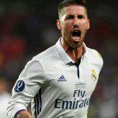 Real startet mit Supercup-Sieg in die Saison