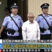 Wieder lange Haftstrafe für Bürgerrechtler