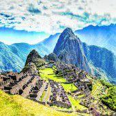 Besuch in Machu Picchu