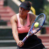Frühes Aus für Tamira Paszek bei den US Open