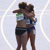 DAgostino und Hamblin lebten Olympia-Fairplay