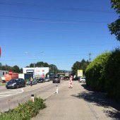 Mehr Platz für Lkw auf dem Weg zur Grenze