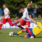 FC Dornbirn drehte enge Derby-Partie