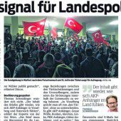 Gülen-Bewegung in Vorarlberg