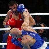 Boxer sorgen für einen olympischen Skandal