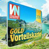 Neue VN-Leser werben und Goldkarte erhalten