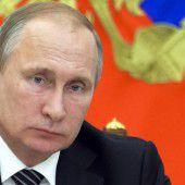 Putin wirft Kiew Anschläge vor