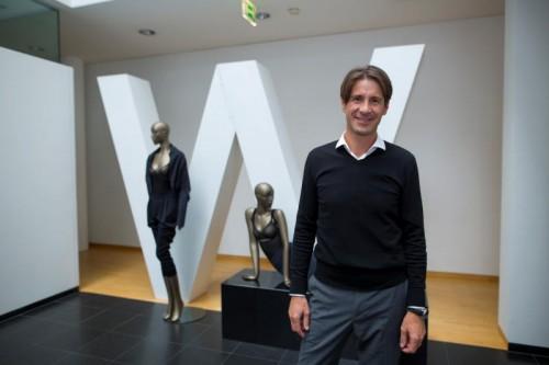Der neue Vorstandsvorsitzende Axel Dreher