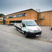 Holzbaufirma investiert kräftig in Neubauprojekt