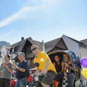 Zweites Dornbirner Stadtfest Urbikuss