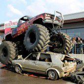 Stunt- und Actionshow