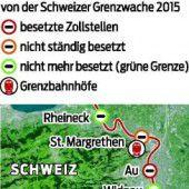 Vorarlberg als Tor für die Asylsuche in der Schweiz