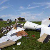 Flugzeugabsturz in Leutkirch – 2 Vorarlberger tot