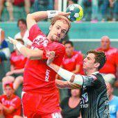 Harder Handballer legen im Europacup vor