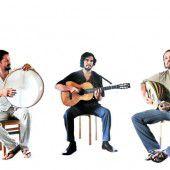 Aronne dellOro sind morgen, Samstag, ab 20 Uhr im Zeughaus, Lindau zu sehen.