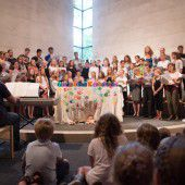 Musik-Camp ging ins Finale