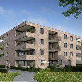5,5 Millionen Euro für 19 Wohnungen in Dornbirn