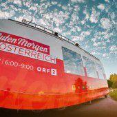 ORF auf Bregenzerwaldtour