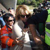 Aufatmen nach  Drama am Mont Blanc