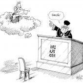 Das jüngste Gericht!
