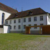 Kloster-Sanierung in Dornbirn geht voran