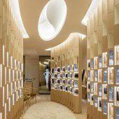 Wolford Store in Berlin in neuem Design